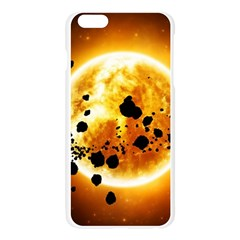 Sun Man Apple Seamless iPhone 6 Plus/6S Plus Case (Transparent)