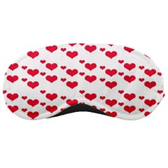 Heart Love Pink Valentine Day Sleeping Masks