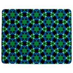 Background Star Colour Green Blue Jigsaw Puzzle Photo Stand (Rectangular)