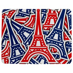 Eiffel Tower Paris Perancis Jigsaw Puzzle Photo Stand (Rectangular)