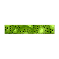 Fruit Kiwi Green Flano Scarf (Mini)
