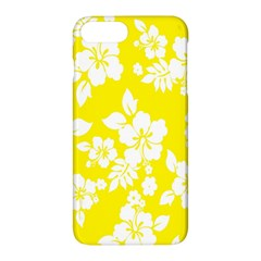 Hawaiian Flowers Apple iPhone 7 Plus Hardshell Case