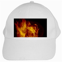 Ablaze Abstract Afire Aflame Blaze White Cap