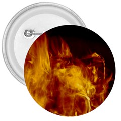 Ablaze Abstract Afire Aflame Blaze 3  Buttons