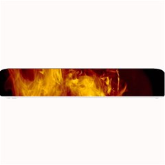 Ablaze Abstract Afire Aflame Blaze Small Bar Mats