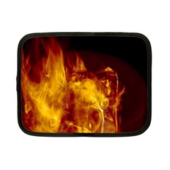 Ablaze Abstract Afire Aflame Blaze Netbook Case (small)