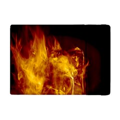 Ablaze Abstract Afire Aflame Blaze Apple Ipad Mini Flip Case