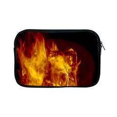 Ablaze Abstract Afire Aflame Blaze Apple iPad Mini Zipper Cases