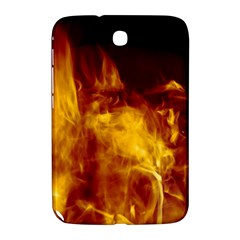 Ablaze Abstract Afire Aflame Blaze Samsung Galaxy Note 8 0 N5100 Hardshell Case