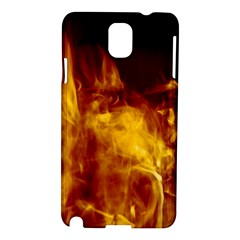 Ablaze Abstract Afire Aflame Blaze Samsung Galaxy Note 3 N9005 Hardshell Case