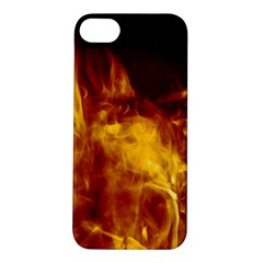 Ablaze Abstract Afire Aflame Blaze Apple Iphone 5s/ Se Hardshell Case