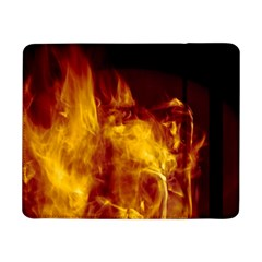 Ablaze Abstract Afire Aflame Blaze Samsung Galaxy Tab Pro 8 4  Flip Case