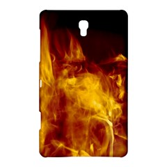 Ablaze Abstract Afire Aflame Blaze Samsung Galaxy Tab S (8 4 ) Hardshell Case