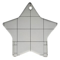 Abstract Architecture Contemporary Ornament (Star)