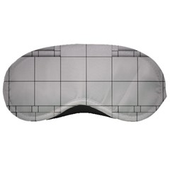 Abstract Architecture Contemporary Sleeping Masks