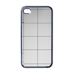 Abstract Architecture Contemporary Apple Iphone 4 Case (black)