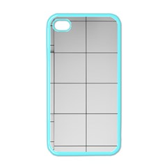 Abstract Architecture Contemporary Apple Iphone 4 Case (color)