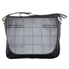 Abstract Architecture Contemporary Messenger Bags