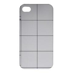 Abstract Architecture Contemporary Apple Iphone 4/4s Premium Hardshell Case
