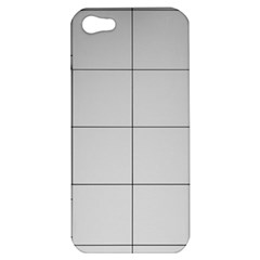 Abstract Architecture Contemporary Apple Iphone 5 Hardshell Case