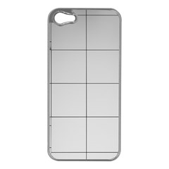 Abstract Architecture Contemporary Apple Iphone 5 Case (silver)