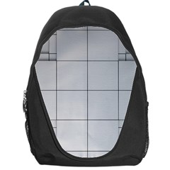 Abstract Architecture Contemporary Backpack Bag