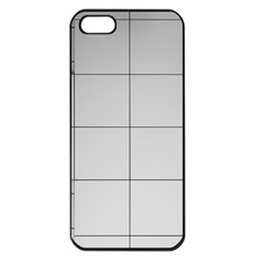 Abstract Architecture Contemporary Apple iPhone 5 Seamless Case (Black)