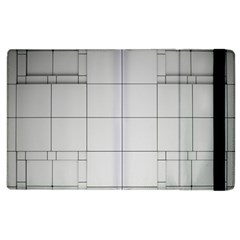 Abstract Architecture Contemporary Apple Ipad 3/4 Flip Case