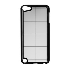 Abstract Architecture Contemporary Apple Ipod Touch 5 Case (black)