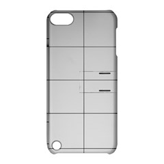 Abstract Architecture Contemporary Apple Ipod Touch 5 Hardshell Case With Stand