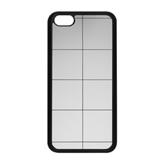 Abstract Architecture Contemporary Apple Iphone 5c Seamless Case (black)