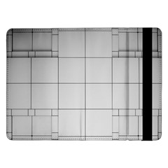 Abstract Architecture Contemporary Samsung Galaxy Tab Pro 12 2  Flip Case
