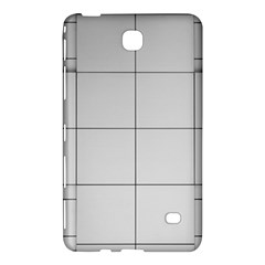 Abstract Architecture Contemporary Samsung Galaxy Tab 4 (8 ) Hardshell Case