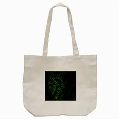 Abstract Art Background Biology Tote Bag (cream)