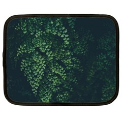 Abstract Art Background Biology Netbook Case (xl)