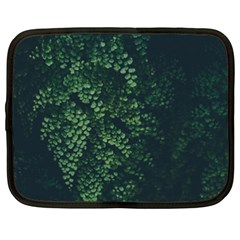 Abstract Art Background Biology Netbook Case (xxl)