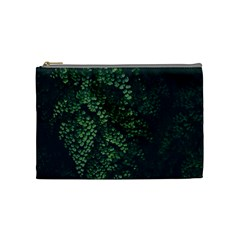 Abstract Art Background Biology Cosmetic Bag (medium)