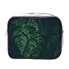 Abstract Art Background Biology Mini Toiletries Bags