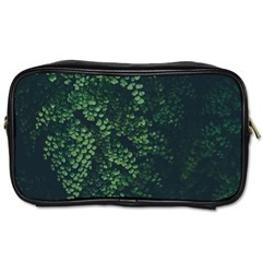 Abstract Art Background Biology Toiletries Bags 2 Side