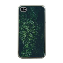 Abstract Art Background Biology Apple Iphone 4 Case (clear)