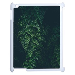 Abstract Art Background Biology Apple Ipad 2 Case (white)