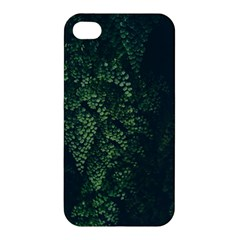 Abstract Art Background Biology Apple Iphone 4/4s Premium Hardshell Case