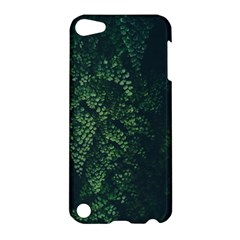 Abstract Art Background Biology Apple Ipod Touch 5 Hardshell Case
