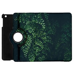 Abstract Art Background Biology Apple Ipad Mini Flip 360 Case
