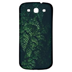 Abstract Art Background Biology Samsung Galaxy S3 S Iii Classic Hardshell Back Case