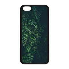 Abstract Art Background Biology Apple Iphone 5c Seamless Case (black)