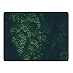 Abstract Art Background Biology Double Sided Fleece Blanket (small)
