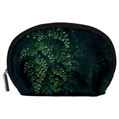 Abstract Art Background Biology Accessory Pouches (large)