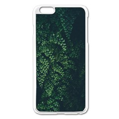Abstract Art Background Biology Apple Iphone 6 Plus/6s Plus Enamel White Case