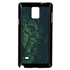 Abstract Art Background Biology Samsung Galaxy Note 4 Case (black)